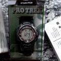 卡西欧PRG-80YT全钛手表