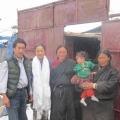 青海玉树地震孤儿捐助活动