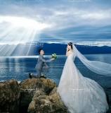 大理外景婚纱拍摄