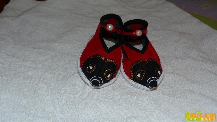 小布鞋 可以做工艺品,也可以给宝宝 交易区 品质实惠生活
