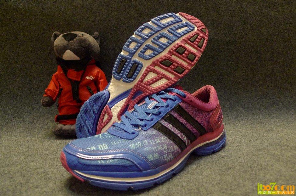 出双阿迪达斯限量版跑鞋 交易区 品质实惠生活