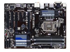 ...H87-D3H主板 (LGA 1150、支持10个USB 3.0) 639元包邮-品质实惠...