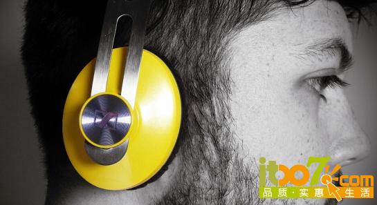 森海塞尔 小馒头 头戴式hifi耳机 世界杯限量版 84.92