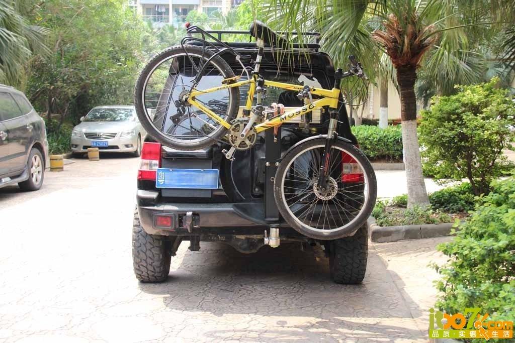 越野车用自行车后背架(已出封)