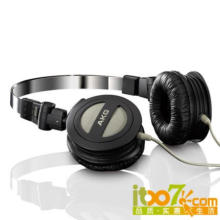 全网低价 akg爱科技k404头戴式耳机 天猫聚划算88元包邮 ...