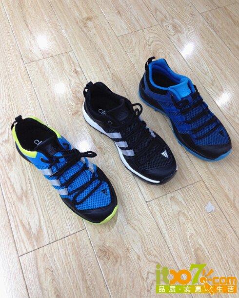 阿迪运动鞋带的系法图解