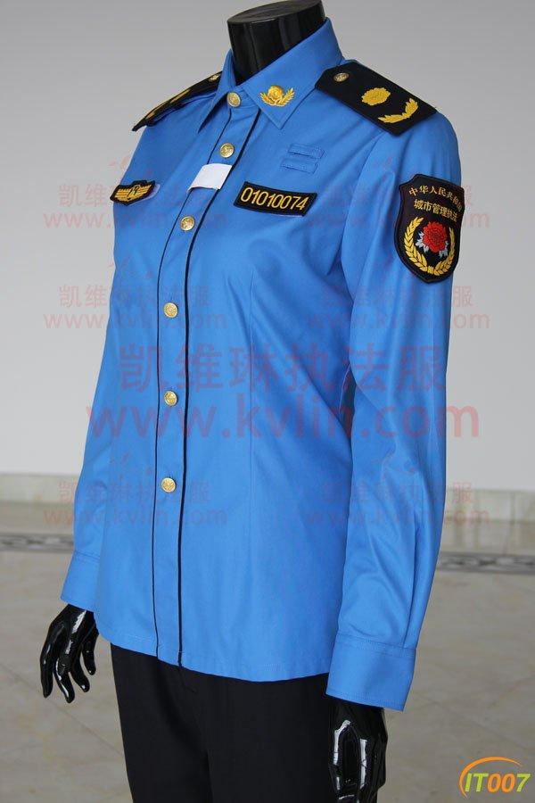 2017最新城管制式服装女士长袖衬衣6.JPG
