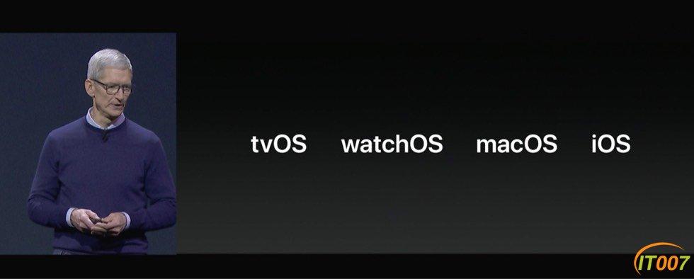 苹果WWDC2017回顾,以及对我最有吸引力的几点变化