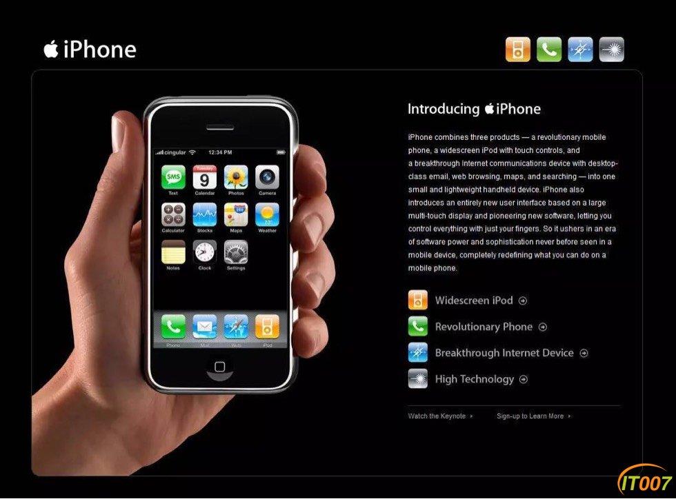 我的iPhone十年随想