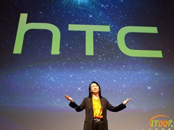 产业漫谈:失落的HTC和失意的王雪红