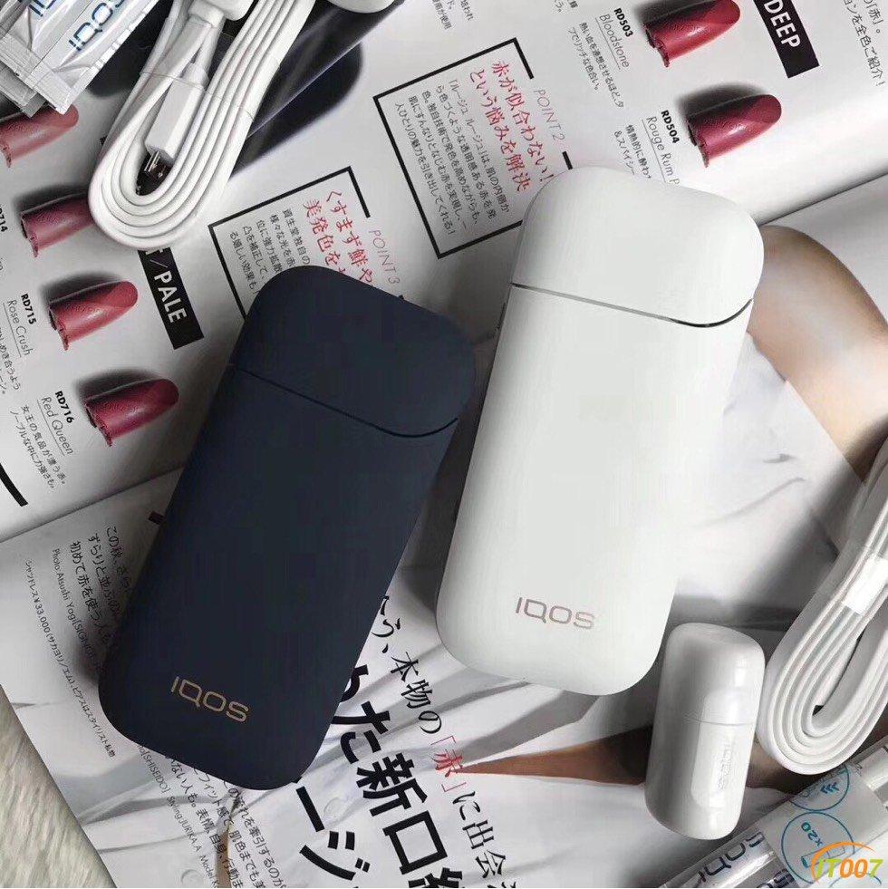 小雨商城 海淘现货 IQOS三代2.4P Plus电子烟到货880元包邮