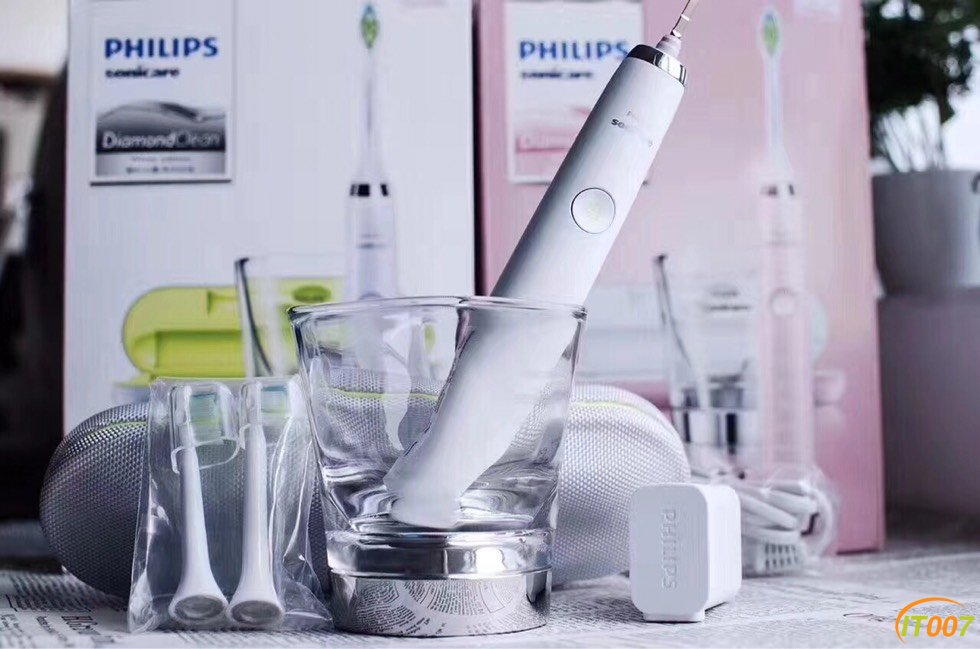 小雨商城 精品推荐 飞利浦顶级电动牙刷HX9352现货特价1099元