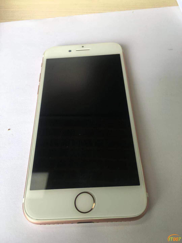 iphone 7 玫瑰金  128G 无拆修   国行  朋友自用机