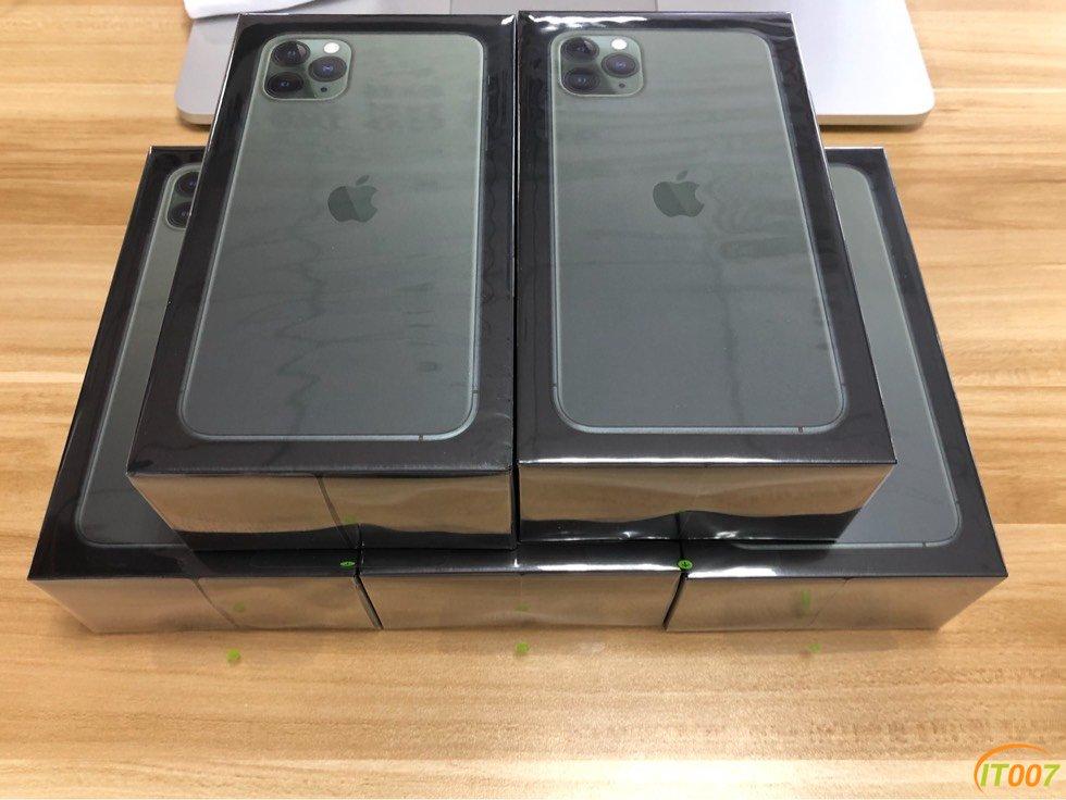 出iPhone 11 Pro Max