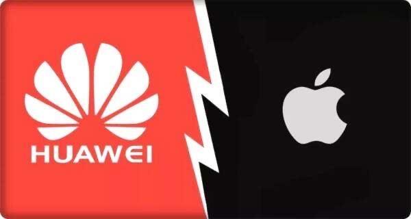 苹果和华为,相向而行的科技巨头