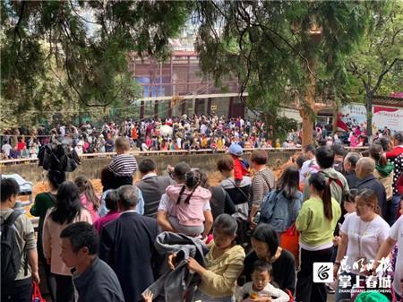 国庆游园好去处!昆明动物园3天接待游客42万-2.jpg