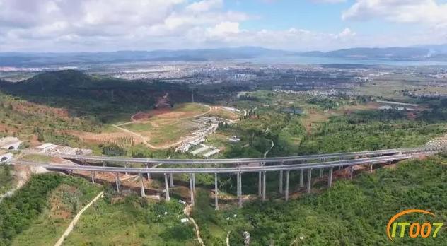 美景在路上!江通高速、昆明绕城东南段通车-7.jpg