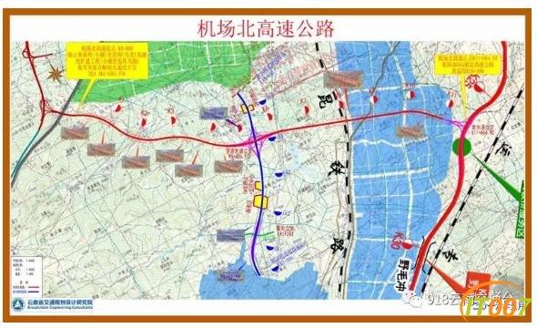 美景在路上!江通高速、昆明绕城东南段通车-9.jpg