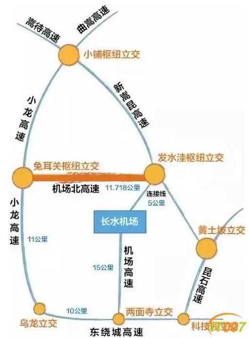 美景在路上!江通高速、昆明绕城东南段通车-10.jpg
