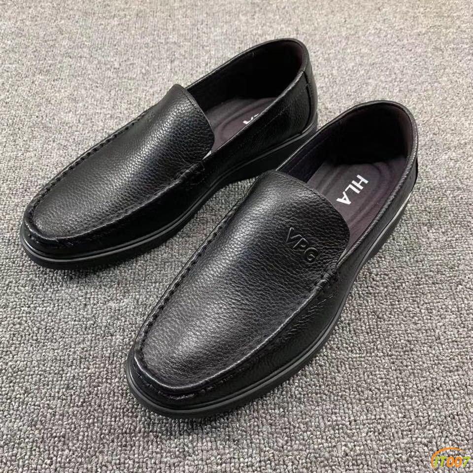 出双海澜之家皮鞋,99元