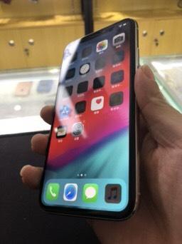 99新极品iPhonex 64g 国行 电池效率100  在保到2020年2月