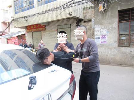外卖小哥骑车撞人致死逃逸 昆明交警6小时破案抓获嫌疑人-3.jpg