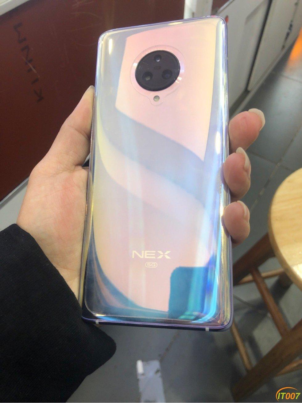 NEX3代5G版3499