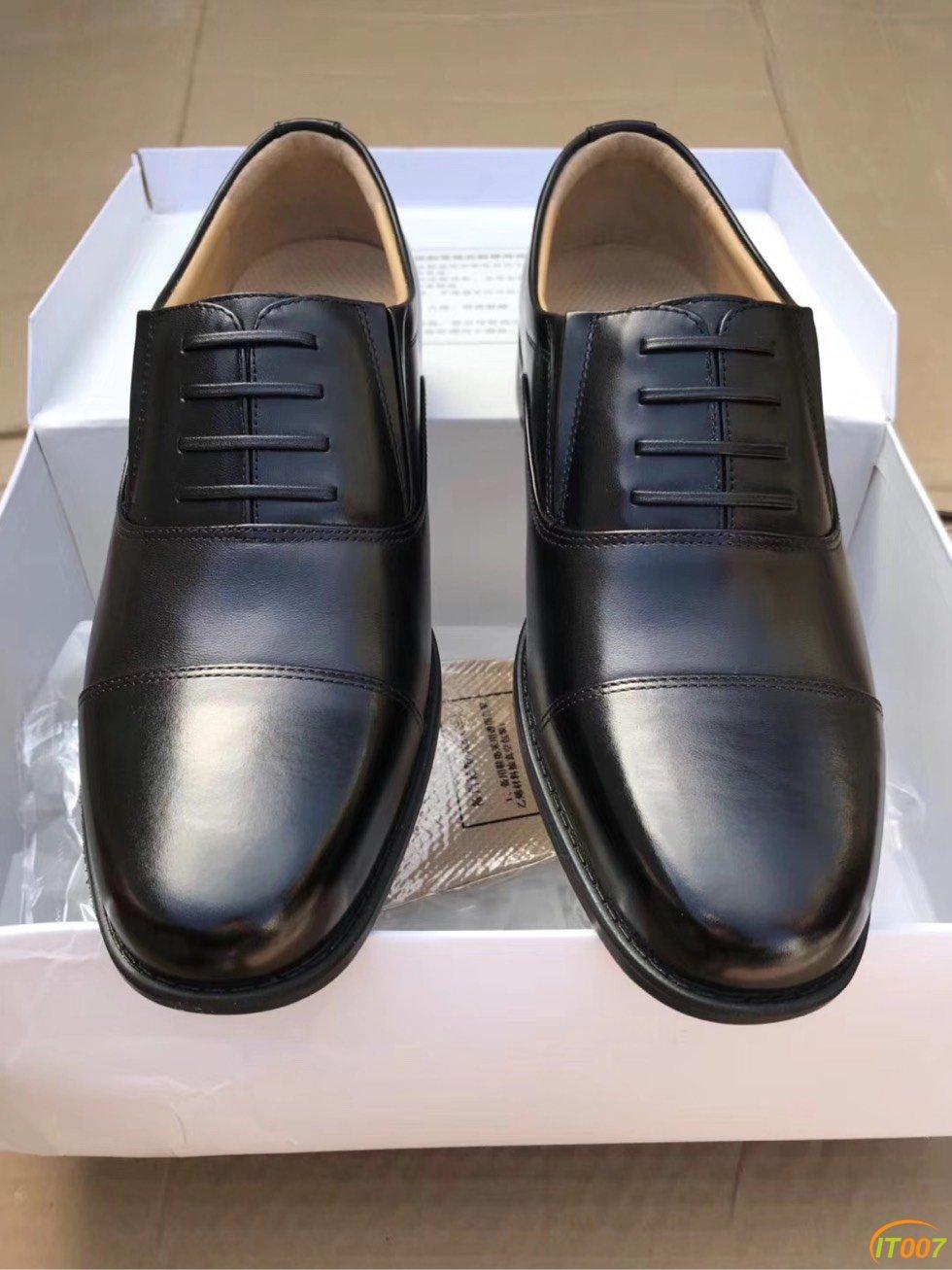 武警校尉皮鞋