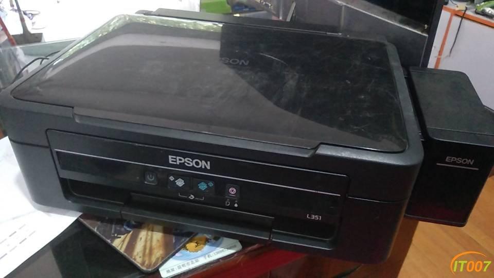 爱普生L351彩色一体打印机499元