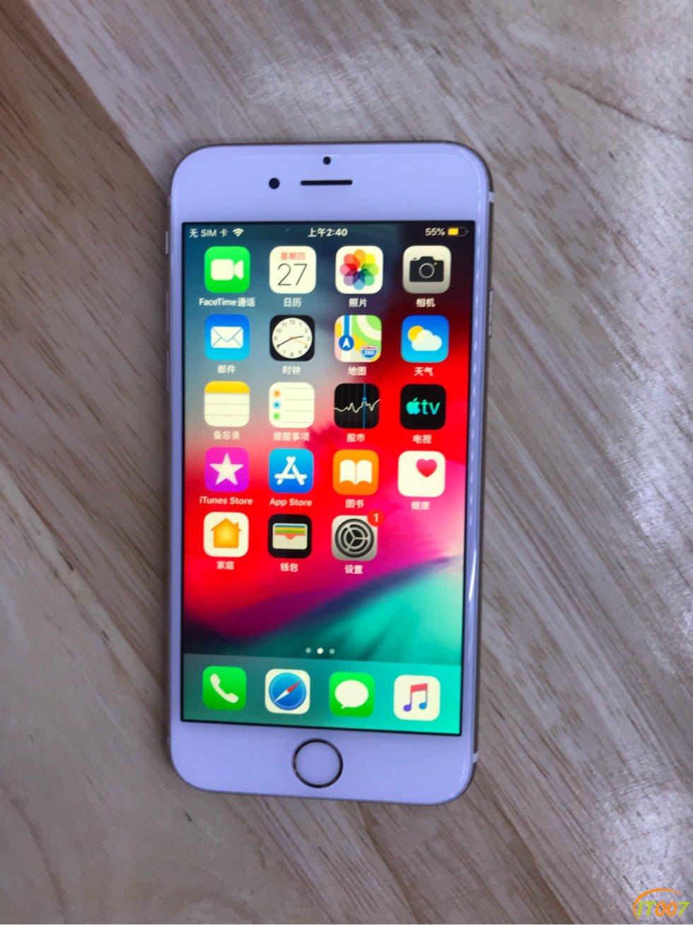 600!iPhone6/16G纯原装机土豪金!备用机的不二之选!