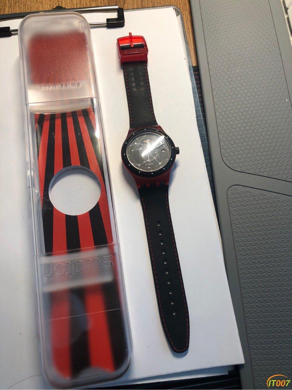 Swatch system51 自动机械表