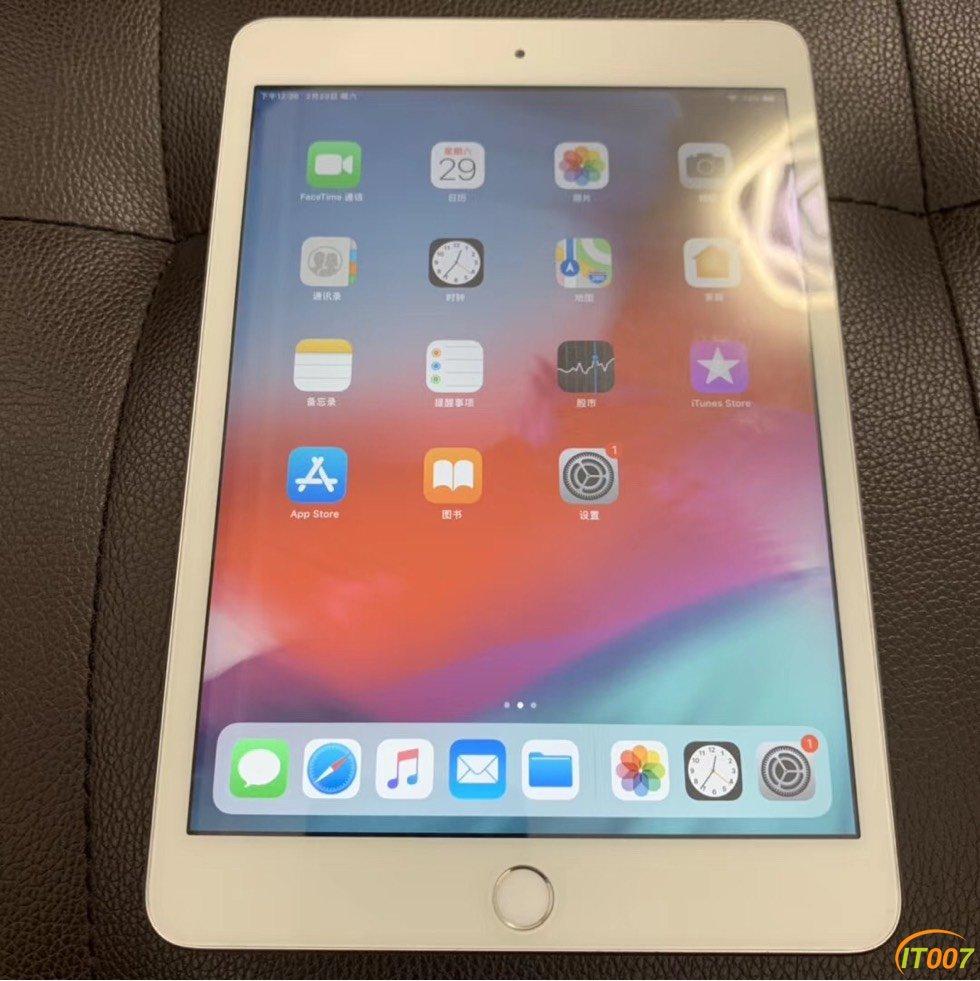 特惠iPad.mini3 64G Wi-Fi版