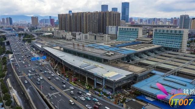 昆明火车站与地铁打通了!10月1日,南广场正式使用-2.jpg