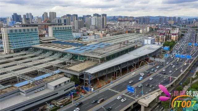 昆明火车站与地铁打通了!10月1日,南广场正式使用-3.jpg