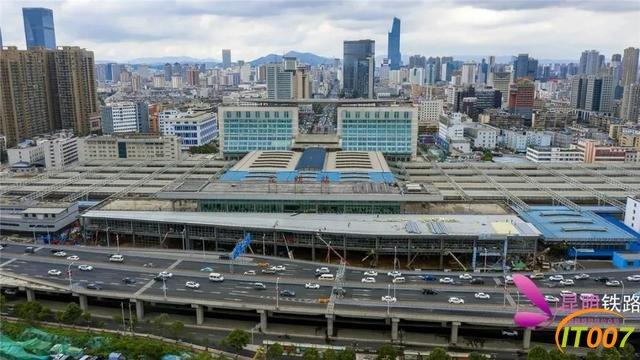 昆明火车站与地铁打通了!10月1日,南广场正式使用-4.jpg