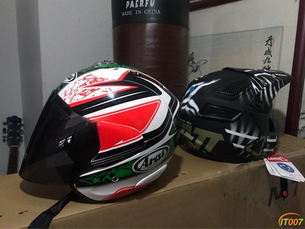 228出个山寨arai头盔,xxl号,偏小