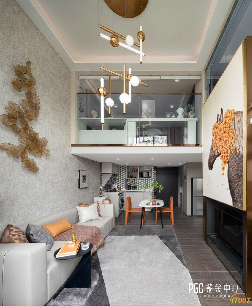 巫家坝地铁口loft公寓周末特价8793每平