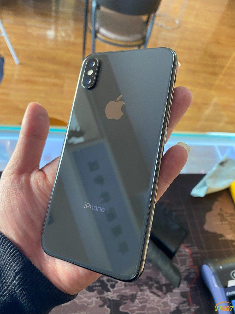 iphoneX 256g 国行成色98新 3099