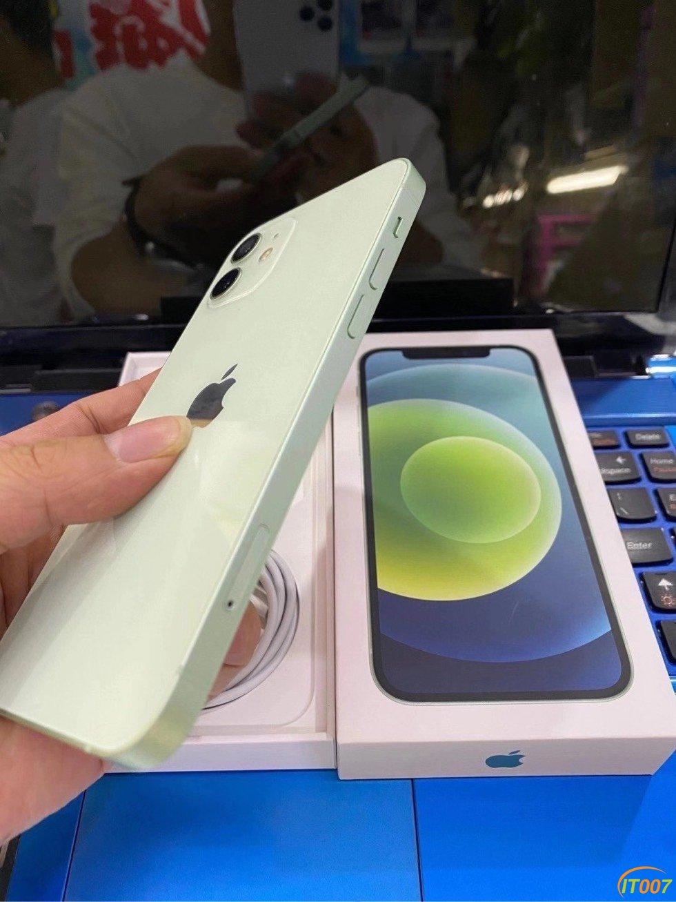 国行iPhone 12 64g双卡双待5g版 昨天激活 准新机一台