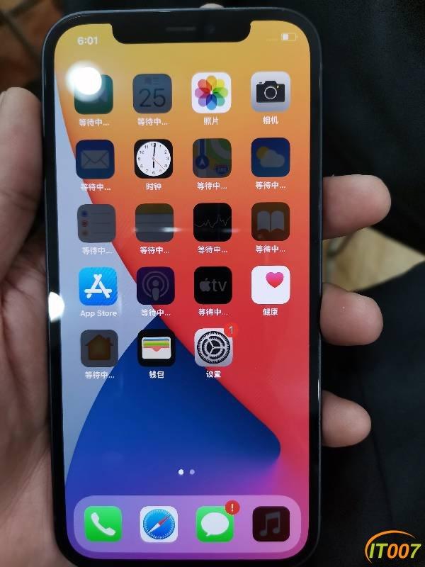 iphone12国行64G。成色99新。5200出