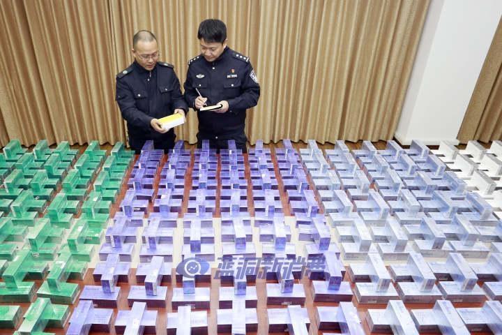 舟山警方破获一起特大非法经营电子烟案 涉值1000余万元