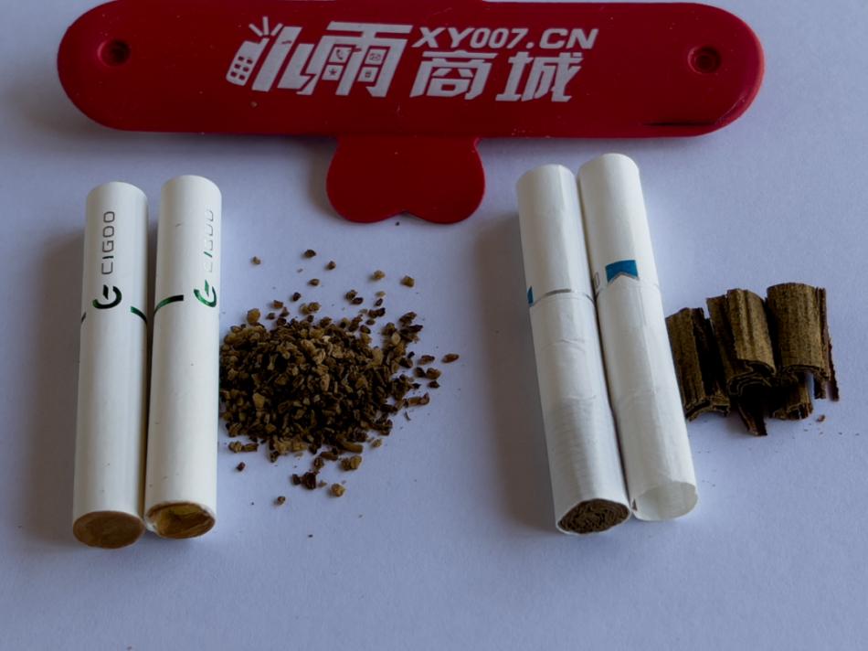 喜科CIGOO烟弹为什么使用颗粒?