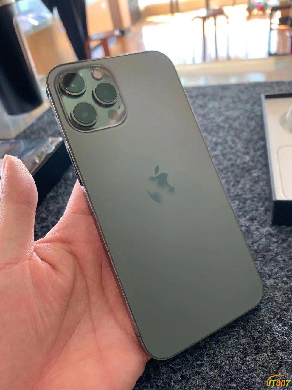 iphone12promax 港版黑色256g 成色99新电池100 12月10号激活