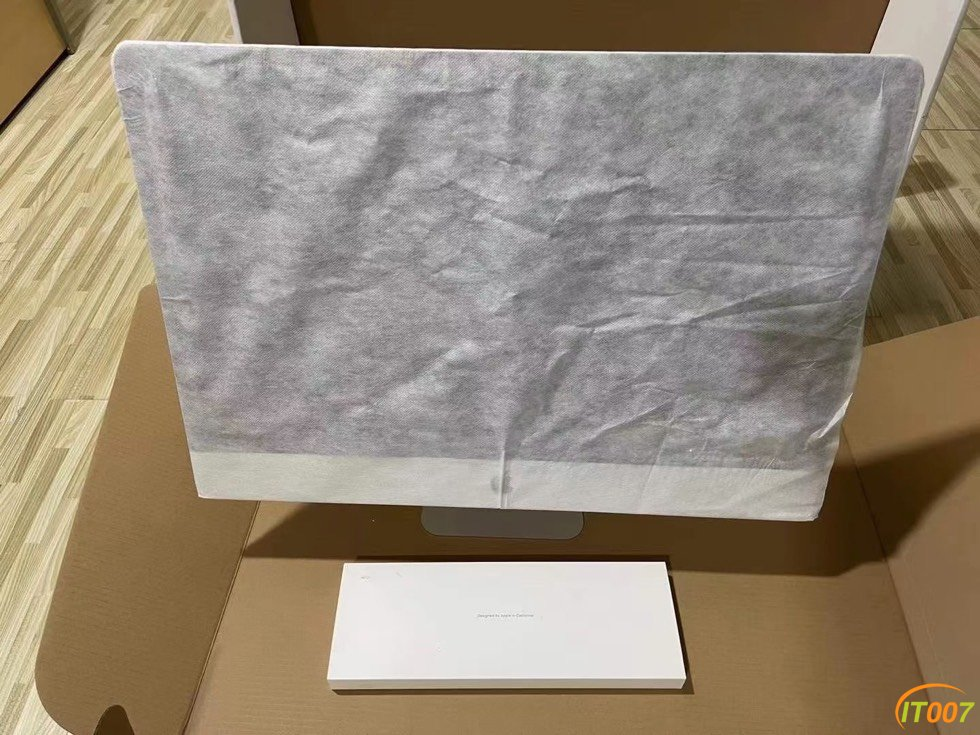 苹果 i Mac 2019顶配全套极品成色