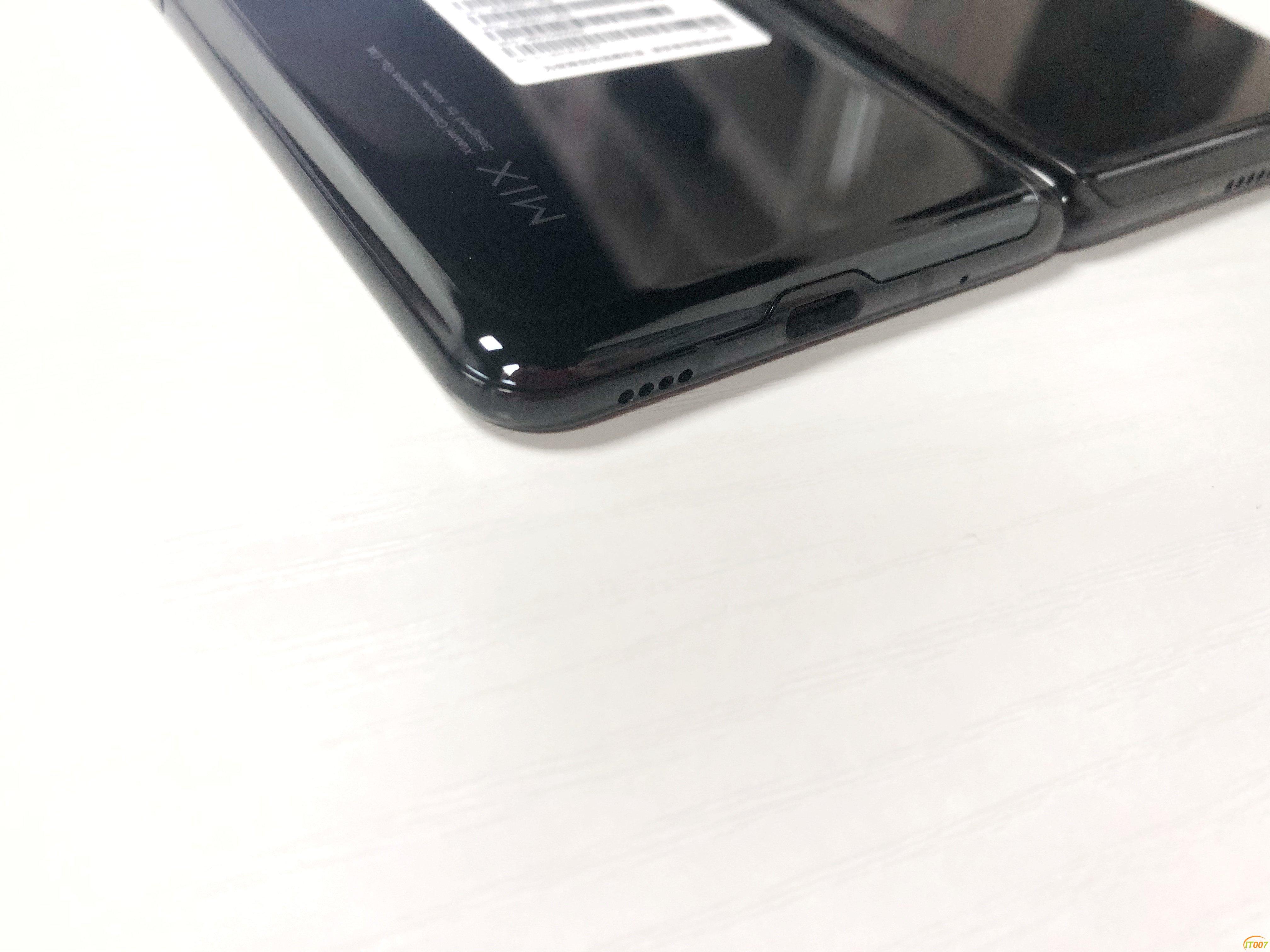 出个小米MIX折叠屏 12G+256G 黑色 8300
