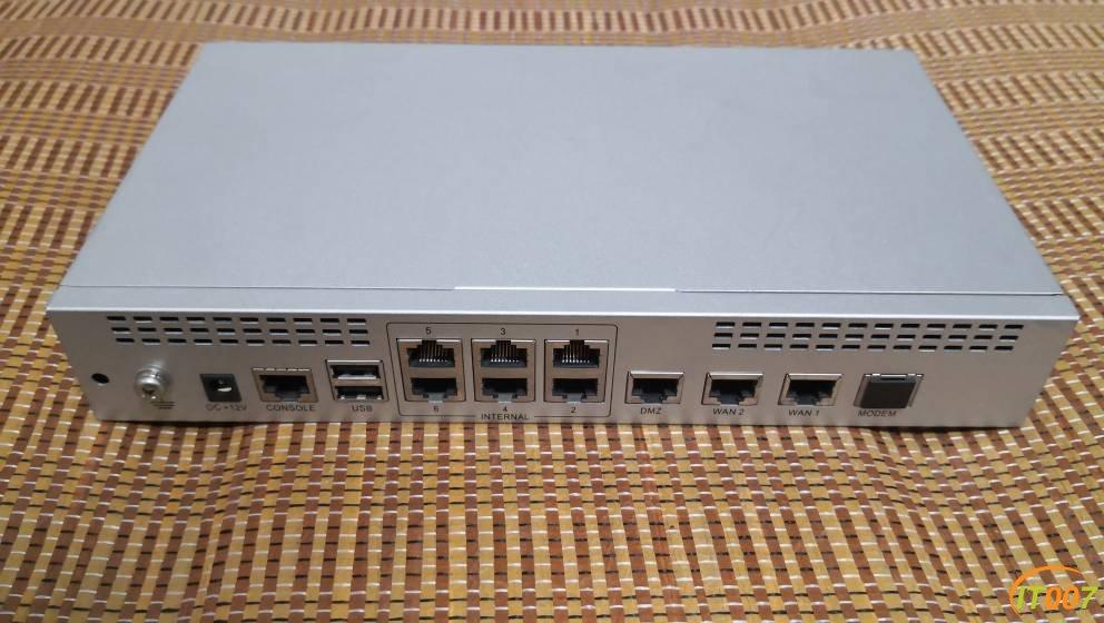 出几个网络设备,路由器防火墙和AP