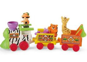 母婴玩具 Fisher Price 费雪 Little People 小人物系列 Musical Zoo Train 音乐动物火车 品质实惠生活 Powered by Discuz