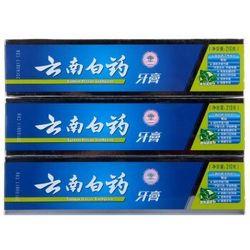 YUNNANBAIYAO 云南白药 牙膏 210g×3+凑单品