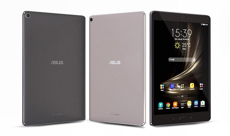2K屏64GB大存储 华硕ZenPad 3s平板娱乐尽享