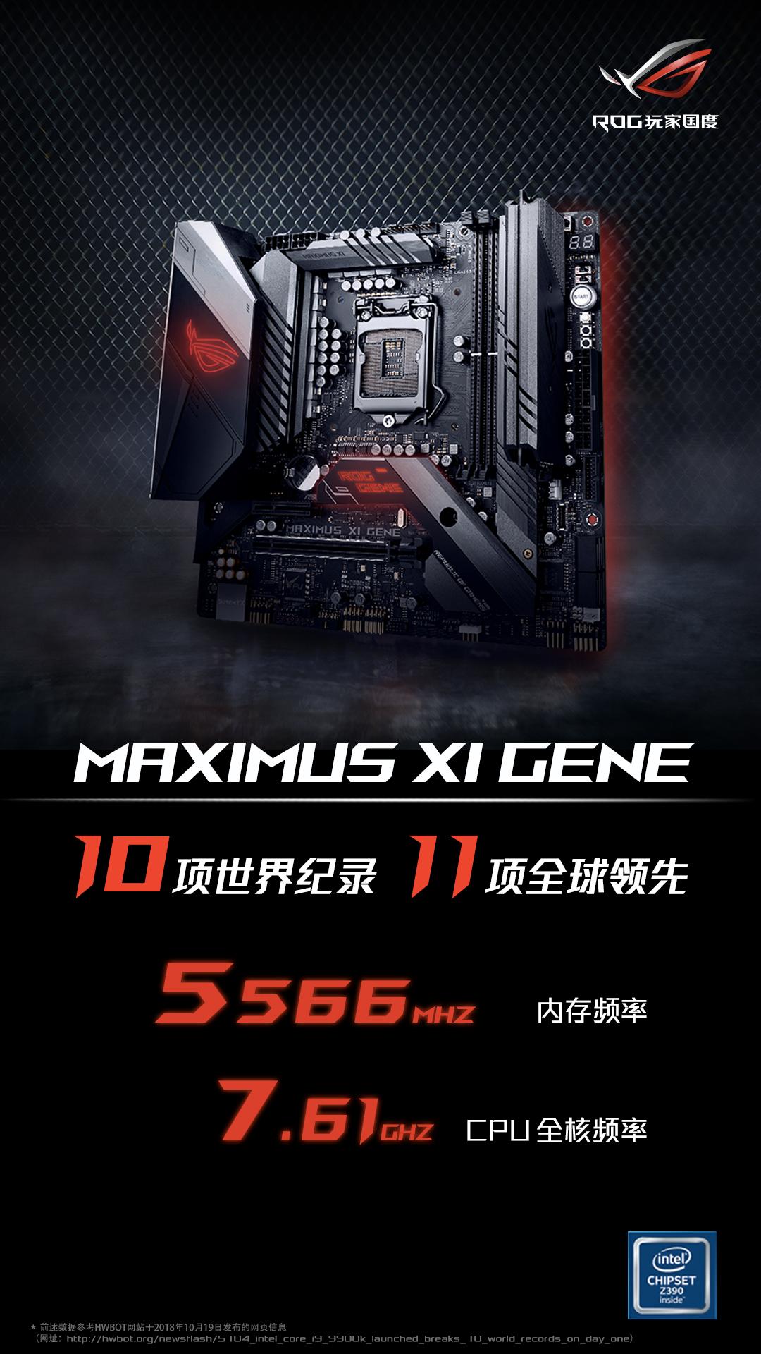冠军之选 华硕Z390主板制霸双.11天猫榜单